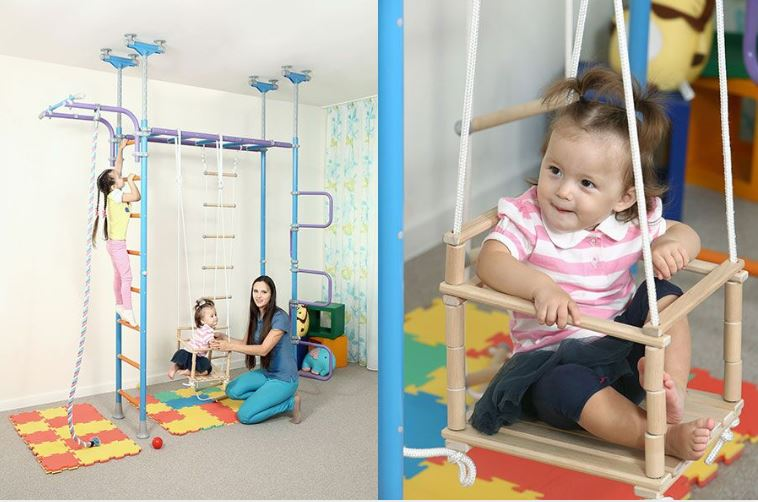 Play Structures for Kids - Make indoor playtime fun!