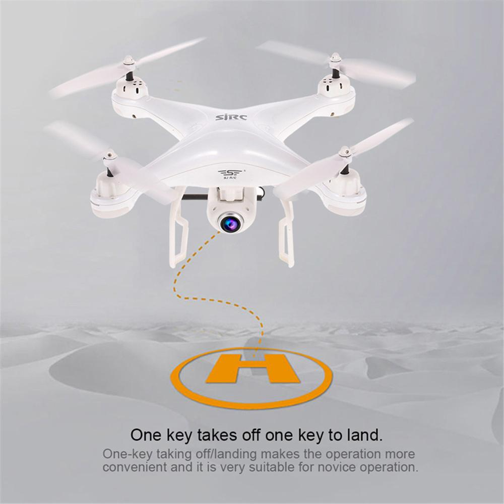GPS RC Drone Quadcopter with HD Camera