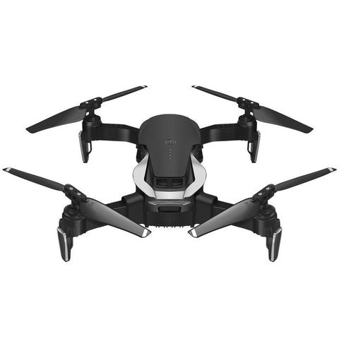 Image of X-Wing Fold-able Quad-copter Drone, Quadcopter, Inexpensive Clone of Mavik PRO