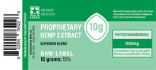 Load image into Gallery viewer, US Hemp - Green Label Proprietary Hemp Extract