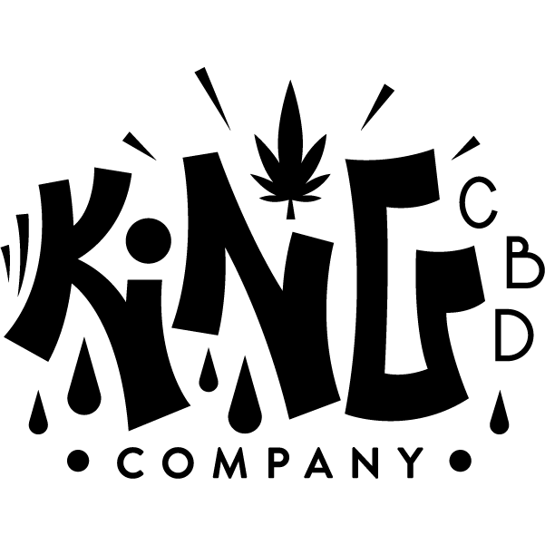 king cbd footer logo