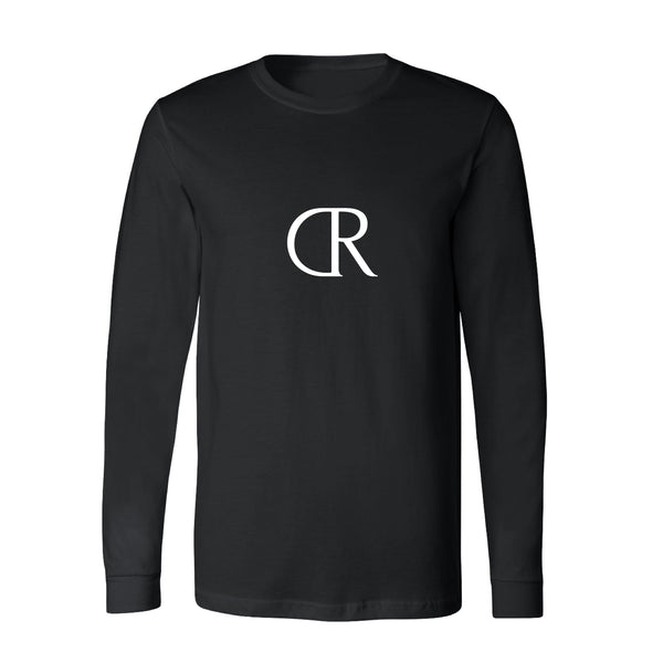 KINGS ARKLOW Unisex Long Sleeve Tee Black