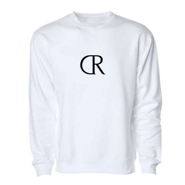 KINGS SOUTHGATE Crewneck Pullover Unisex White
