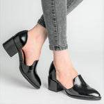 Mid-heel Pump Shoes
