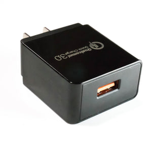 Rugged Geek Quick Charge 3.0 18W USB Wall Charger
