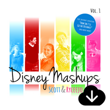 Load image into Gallery viewer, Disney Mashups, Vol. 1 (2018)