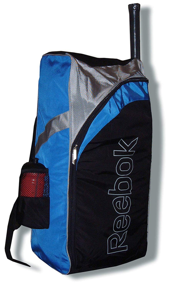 Reebok Cricket Square kitbag, Standard (Blue/Black)