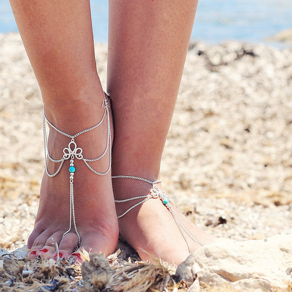 Arabian Princess Anklet