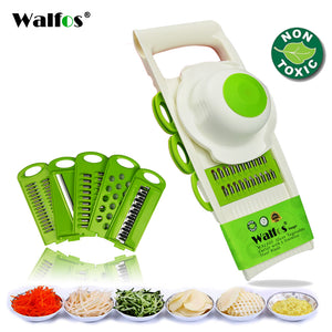 WALFOS Cutter with 5 Blades