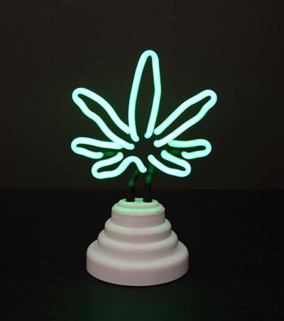 Funderdome USB Powered Green Leaf Light