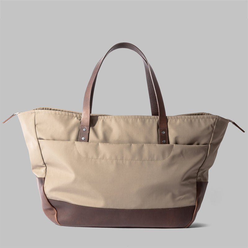 Appdale | Ladies large nylon tote bag | Thorndale