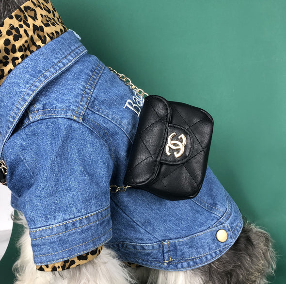 Chanel Doggy Snacks/Bags Luxury Clutch Bag