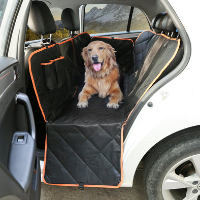 Back Seat Protector for Dogs