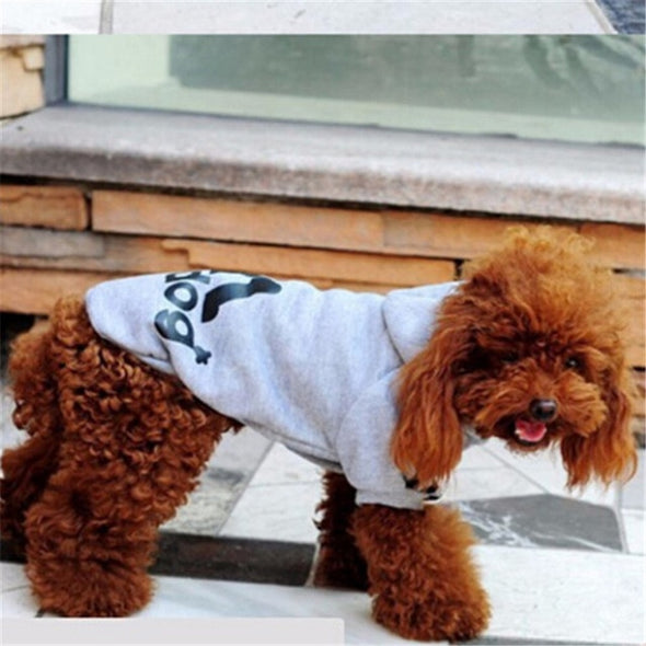 Mini Adidog 3 Stripes K9 Hoodie (HOT ITEM)