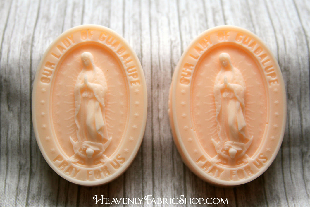 Our Lady of Guadalupe Soap Set