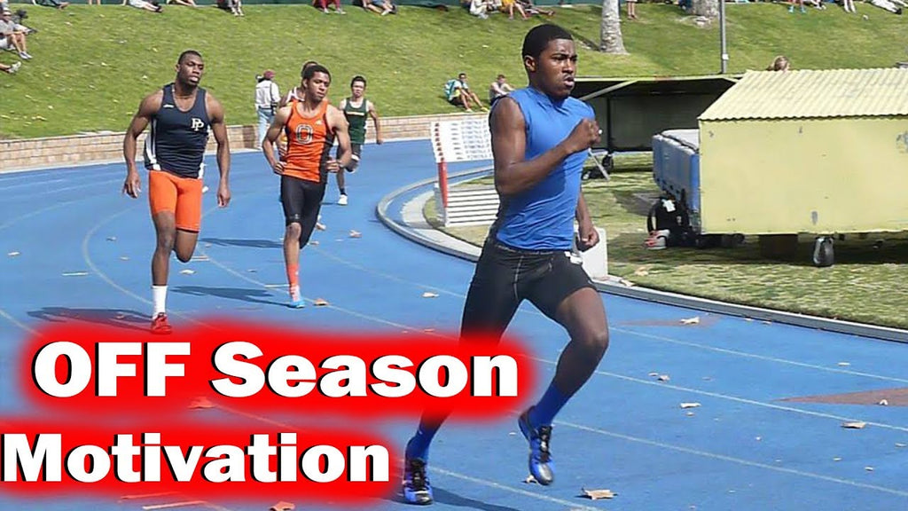 Tips for staying on track during the off season