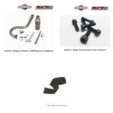 Briggs & Stratton LO206 Complete Exhaust Kit