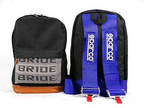 Bride Racing Harness Backpack ( 3 Colors )