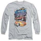 Fast And The Furious - Smokin Street Cars Long Sleeve Shirt