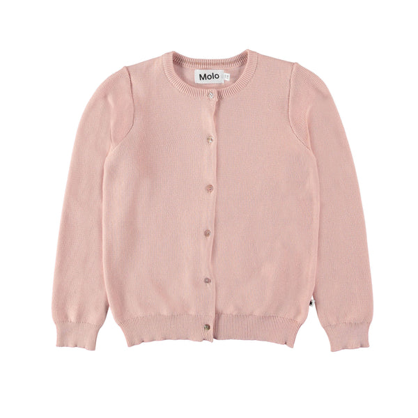 Cardigan Georgina Petal Blush