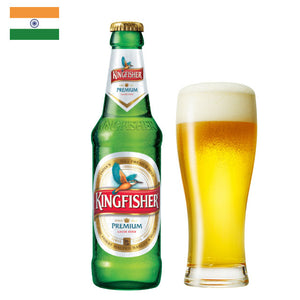 KINGFISHER PREMIUM BEER