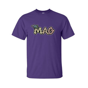 "The Mag ""Diamond"" T-shirt Purple"