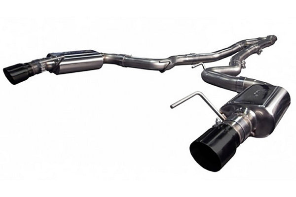 Kooks S550 2.3 EB Cat-back exhaust w/ Y-pipe