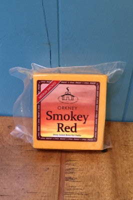Island Smokery Smokey Red Cheddar Cheese