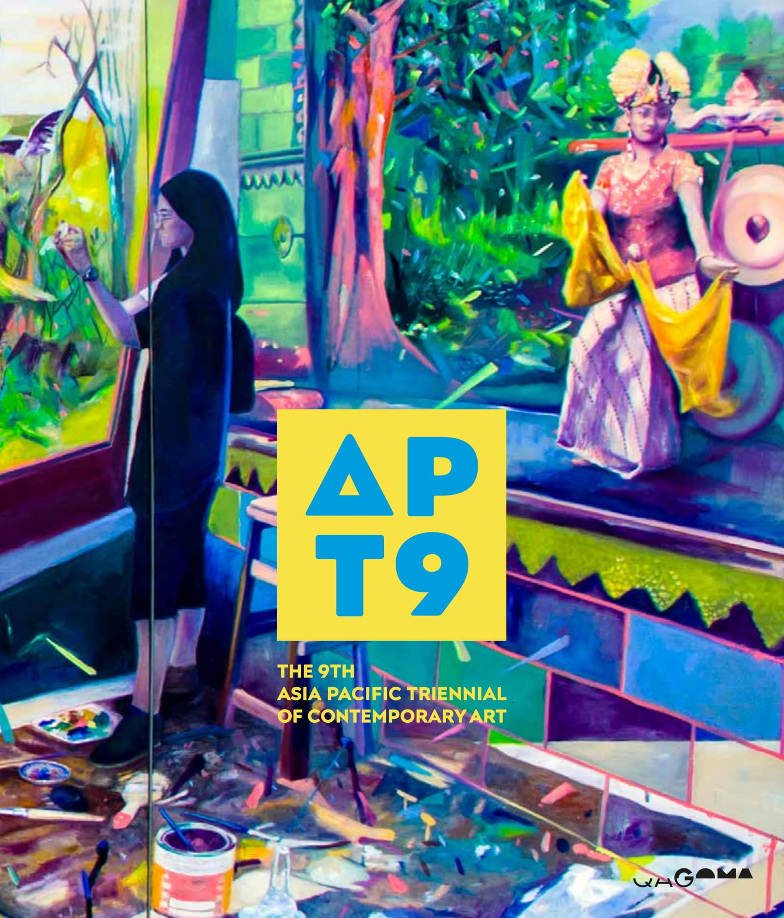 9th Asia Pacific Triennial of Contemporary Art