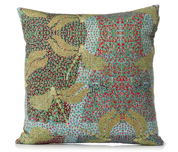 Sheryl Burchill Cushion Cover Sunrise