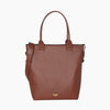 13 inch laptop bag - Midi brown front