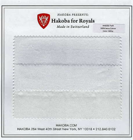 Free Hakoba Fabric Samples