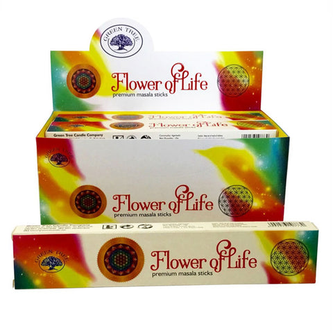 Flower of Life Incense Sticks