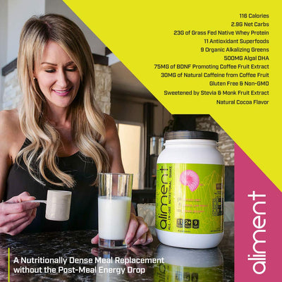 Buy Aliment™ Complete Meal Replacement