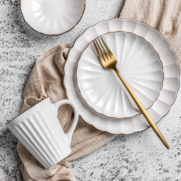 Angel Flare Tableware