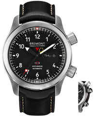 Bremont Watch Martin Baker MBII Black Anthracite