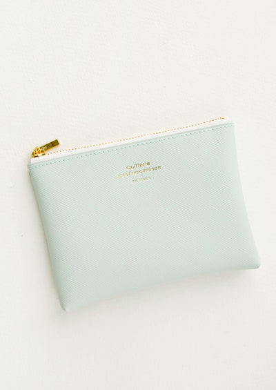 Quitterie Zip Pouch