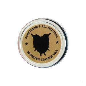 All Natural Leather Wax
