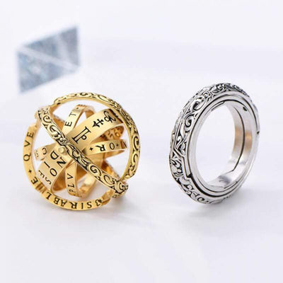 Astronomical ring-Closing is love, Opening is the world Regular price - buy 2 get extra 10% off - IlifeGadgets