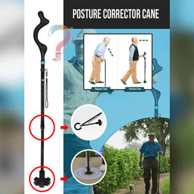 【50% OFF Today!】Posture Corrector Cane - IlifeGadgets