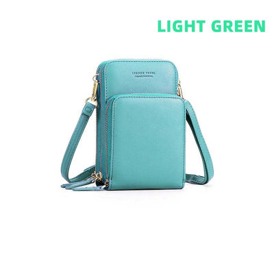 Crossbody Cell Phone Shoulder Bag - buy 2 get extra 10% OFF - IlifeGadgets