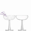 A pair of Coupe Glasses - annabeljames