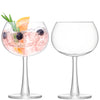 A pair of Gin Balloon Glasses - annabeljames