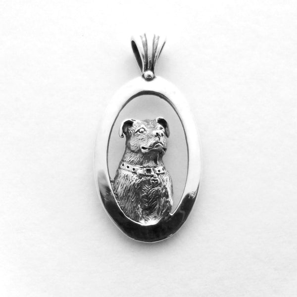 DIY Dog Pendants - Handmade in 14k Gold or Sterling Silver