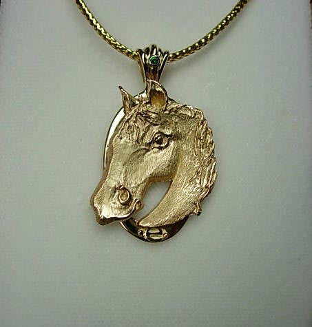 DIY Jewelry - Animal Portrait Memento