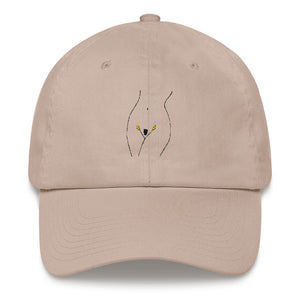 Pussy Power Dad hat
