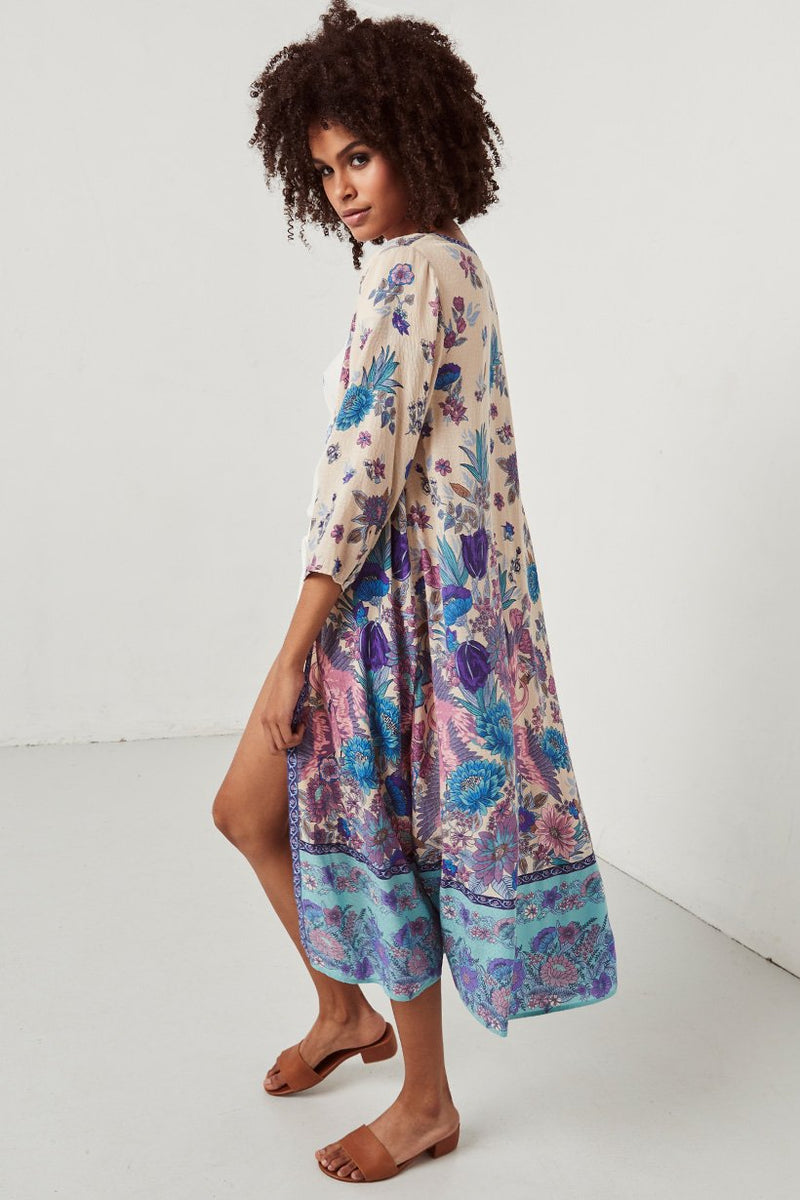 Siren Song Duster - Mermaid