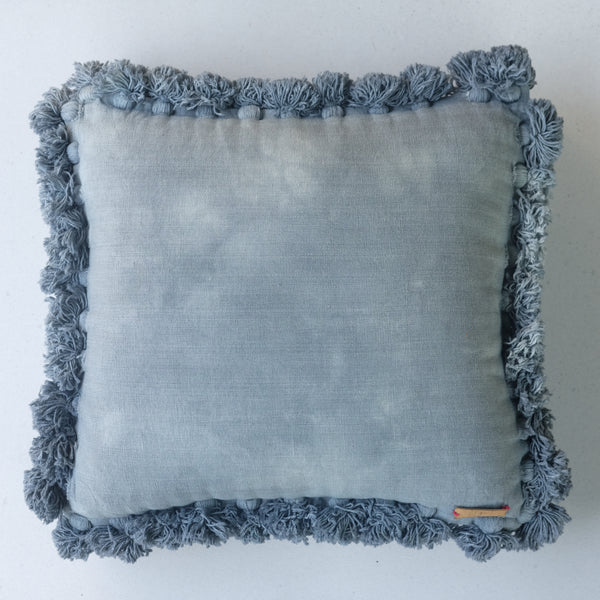 Washed Cushion Grey