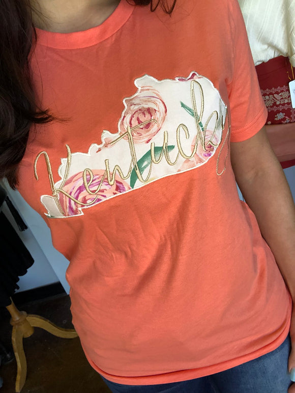 KY Clementine Tee