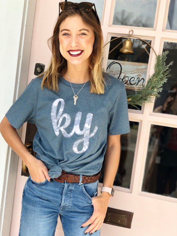 KY Lace Remains Tee